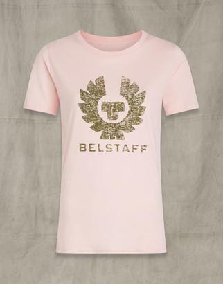 Belstaff MARIOLA PHOENIX T-SHIRT Pink