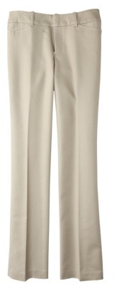 Merona Womens Double Weave Pant (Fit 2) - Assorted Colors