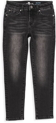 7 For All Mankind Little Girl's & Girl's The Ankle Skinny Jeans