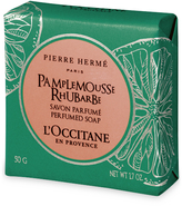 Pamplemousse Rhubarbe Soap