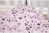 Disney Minnie Mouse Hello Gorgeous Fitted Crib Sheet