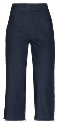 Avenue Montaigne Denim trousers