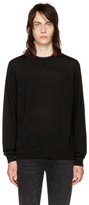 Paul Smith Black Multistripe Sweater