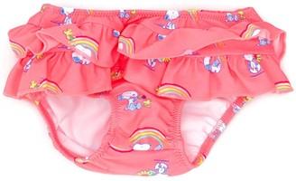 Sunuva Kids Snoopy print bikini bottoms
