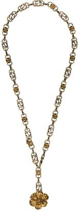 Gucci Floral Detail Necklace