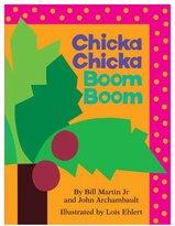 Chicka Chicka Boom Boom Big Board Book)