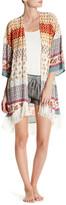 PJ Salvage Challe Kimono