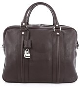 Gucci Pre-owned: Convertible Briefcase Leather Large.