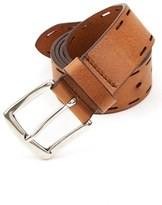 Trafalgar Men's 'Hampton' Leather Belt