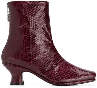 Nicole Saldaña Zoe ankle boots