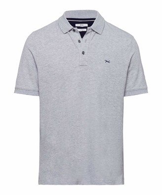 Brax Men's Style Pete Hi Flex Pique Polo Shirt