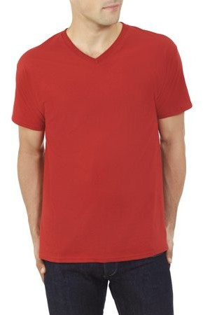 e073a13b Fruit of the Loom Red Men's Shirts - ShopStyle