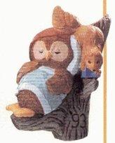 Hallmark Owliver 2nd in Series 1993 Keepsake Ornament QX5425