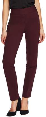 Vince Camuto Straight Flat-Front Pants