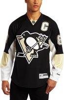 Reebok NHL Men's Pittsburgh Penguins Sidney Crosby Edge Premier Player Jersey