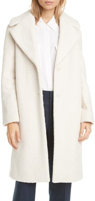 Club Monaco Faux Shearling Teddy Coat