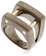 Eden Nailed Ring