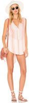 Sanctuary Arlo Top in Coral. - size L (also in M,S,XS)