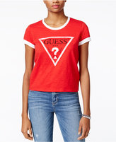 GUESS Originals Cropped Logo T-Shirt