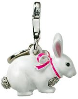 Juicy Couture Snow Bunny Charm - Limited Edition 2012