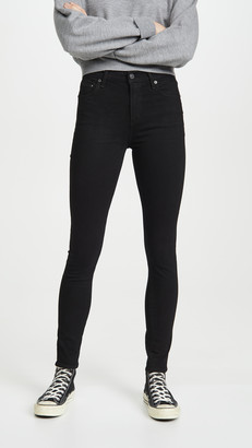 Rocket Mid Rise Skinny Jeans
