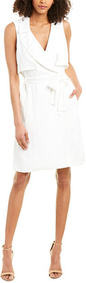 Halston Shirtdress