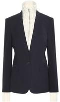 Veronica Beard Classic Dickey Virgin Wool Jacket