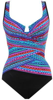 Miraclesuit Swim, Plus Size Carnivale Escape One-Piece Swimsuit
