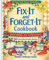 JCPenney Fix-It and Forget-It Cookbook, Revised and Updated: 700 Slow-Cooker Recipes