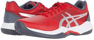 Asics Gel-Game 7 (White/Silver) Men's Tennis Shoes