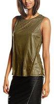 Garcia Women's Vest - Green -