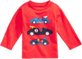 First Impressions Cars Cotton T-Shirt, Baby Boys, Created for Macy's
