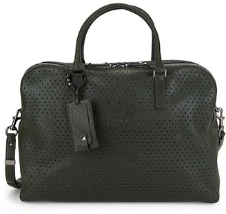 Valentino Large Soft Leather Briefcase