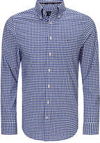 Gant Regular Fit Poplin Gingham Shirt