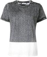 Jil Sander contrast T-shirt