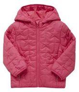 F&F Star Padded Jacket, Toddler Girl's