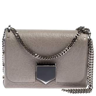 Jimmy Choo \N Grey Leather Handbags