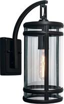 "575 Denim Vernet Outdoor Wall Lantern Charlton Home Size: 14"" H x W x 6.5"" D"