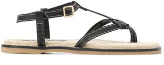 Kurt Geiger Ovee flat sandals