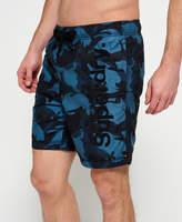 Superdry Premium Neo Camo Swim Shorts