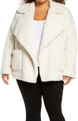 BB Dakota Soft Skills Faux Shearling Coat