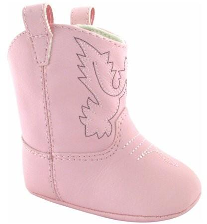 Girls Pink Cowboy Boots   Shop the