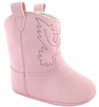 Girls Pink Cowboy Boots | Shop the