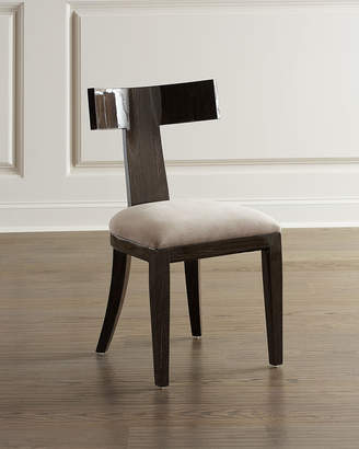 Marlow Interlude Home Klismos Dining Side Chair