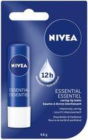 Nivea Essential Caring Lip Balm Stick, 4.8g
