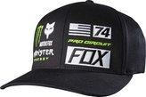 Fox Racing Monster Union FlexFit Hat BLack