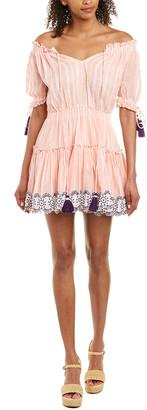HEMANT AND NANDITA Mini Dress