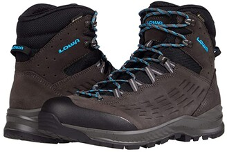 Lowa Explorer GTX Mid (Anthracite/Turquoise) Women's Shoes