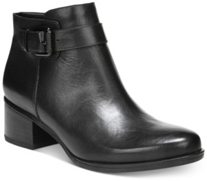 Naturalizer Leather Dora Booties Women's Shoes