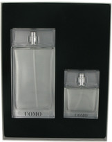 Ermenegildo Zegna Zegna Uomo Gift Set for Men (3.4 oz Eau De Toilette Spray + 1 oz Eau De Toilette Spray)